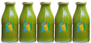 3 Day Juice Cleanse (All Greens)